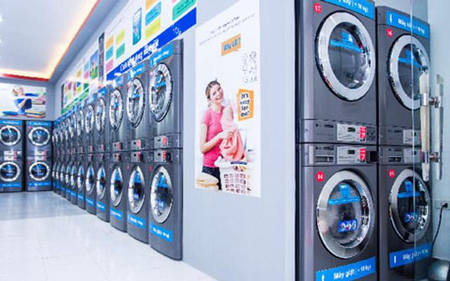 Giặt Sấy K-Laundro