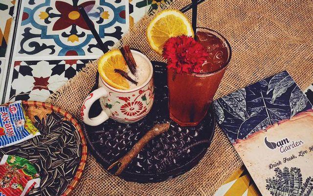 Sam Garden - Food & Drinks