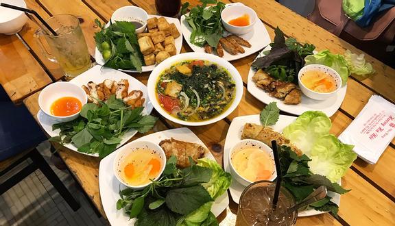 Hương Hà Nội - Bún Chả & Bún Đậu
