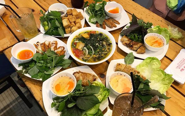 Hương Hà Nội - Bún Chả & Bún Đậu - Nguyễn Sơn Hà