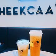 Trà olong heekcaa cheese +trà xoài hawaii chanh vàng
