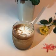 Cà phê dừa ngon