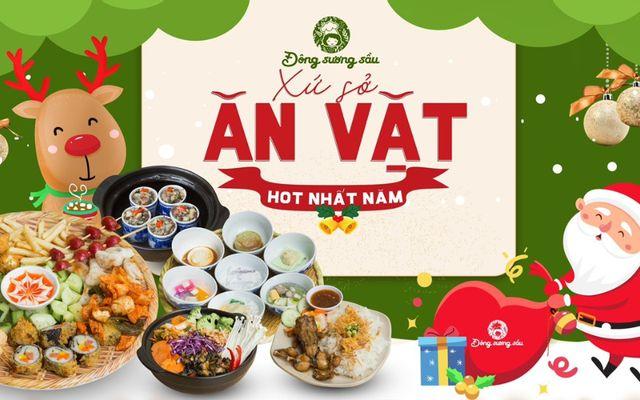 Đông Sương Sầu - Chè Thái & Ăn Vặt - Nguyễn Huệ