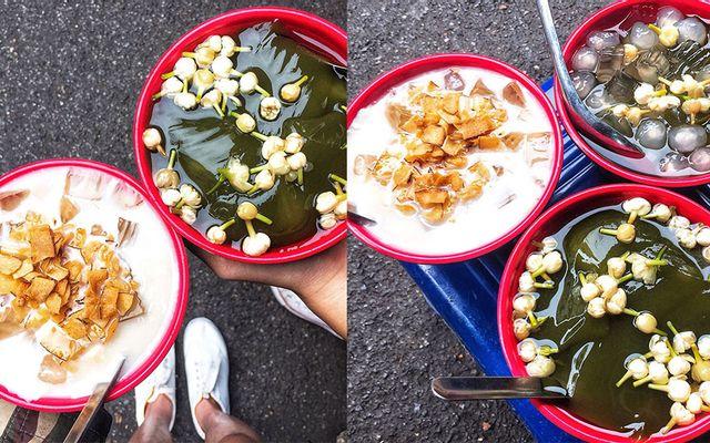 Tào Phớ Thạch Găng & Chè Đỗ Đen - Chợ Nam Đồng