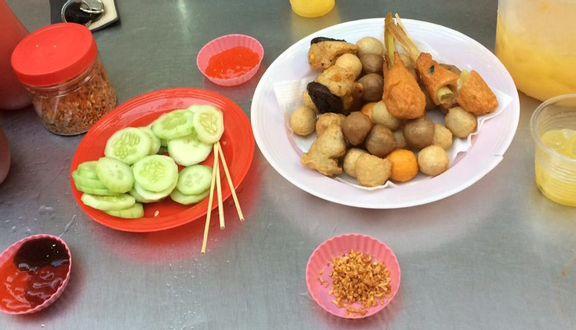 Ăn Vặt - Bà Huyện Thanh Quan