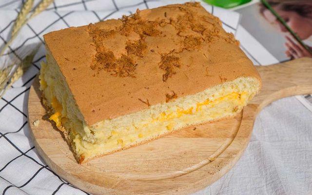 King Castella - Bánh Bông Lan Đài Loan - Trần Phú