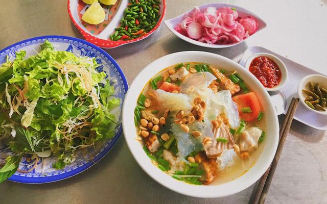 Cô Huyền - Bún Chả Cá Quy Nhơn & Mì Quảng