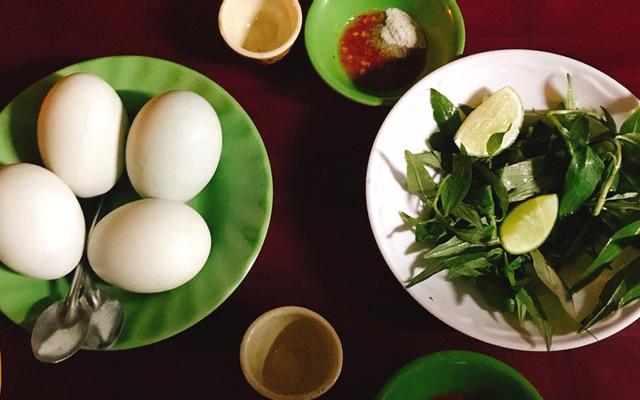 Ốc & Trứng Vịt Lộn Công Viên
