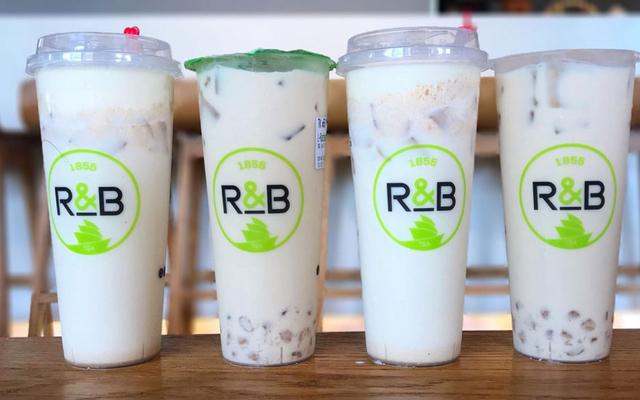 Trà Sữa R&B Tea - Ba Cu