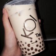 Đặt hàng ship nhanh , trà sữa best 🤤😽 Đây là lần đầu uống Koi và rất hài lòng ❤️