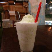 Cốt dừa cốm xanh