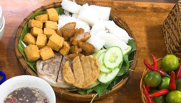 Bún Đậu Mắm Tôm - Nguyễn Hiến Lê