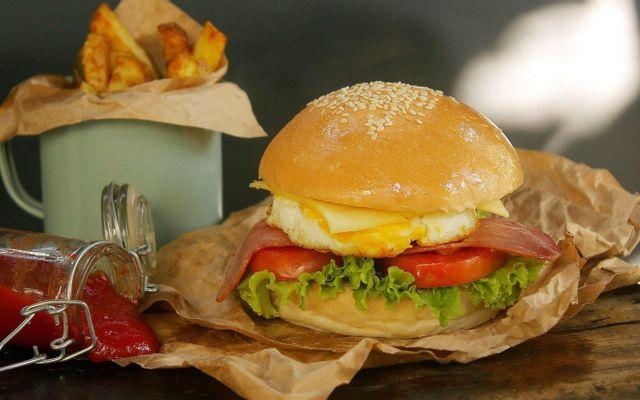 Burger Việt - Hố Nai