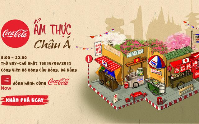 Lễ Hội Ẩm Thực Châu Á - CocaCola