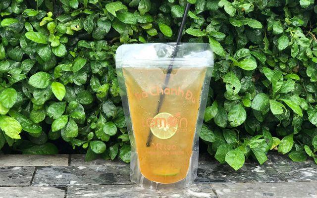Mr. Tea - Trà Đào & Trà Chanh - Hoa Sứ