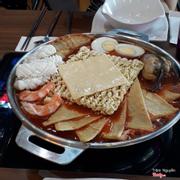Tokbokki hải sản