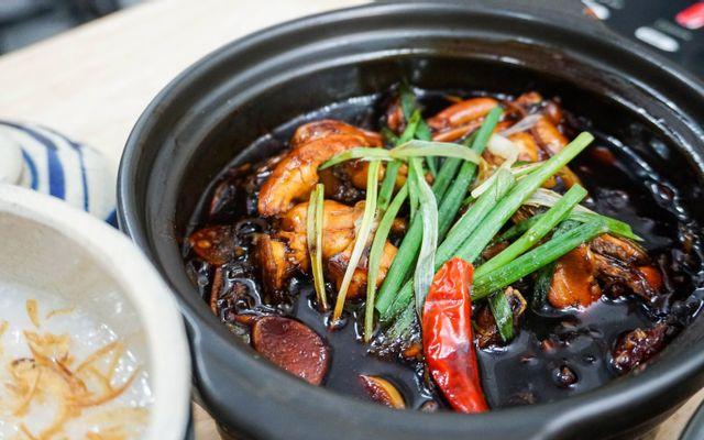 Ăn Là Ghiền - Cháo Ếch Singapore 151