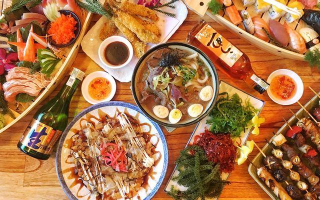 Shino - Sushi & BBQ - Nguyễn Sinh Cung