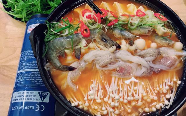 Yang Soobin - Quán Ăn Hàn Quốc