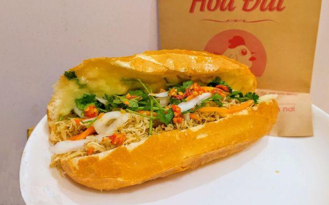 Hoa Đất - Bánh Mì Gà - Hàn Thuyên