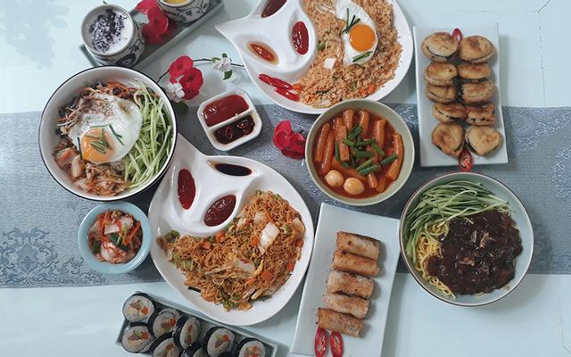 Trang Bùi - Món Ăn Hàn Quốc - Trần Thúc Nhẫn