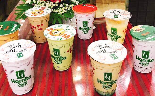 Homita House - Trà Sữa Tự Chọn - Bắc Sơn