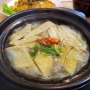 Soup Bánh Cá