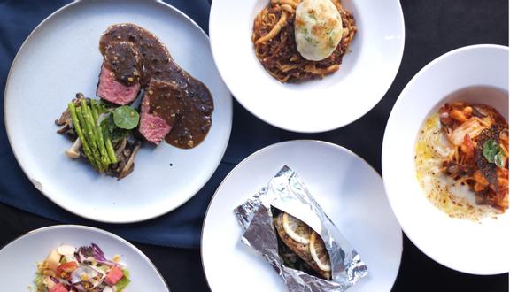 Ơ BISTRO Thống Nhất Thủ Đức - Steakhouse, Pasta & Bar