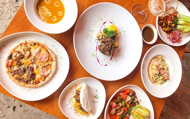 Ơ Bistro - Steakhouse, Pasta & Bar