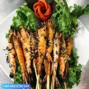 Món tôm nướng muối ớt là một món ăn dân dã nhưng mang đậm bản sắc ẩm thực Việt. Từng xiên tôm cay thơm, vị ngọt đậm đà làm nên một món ngon vô cùng hấp dẫn, thật thích hợp để ngồi nhâm nhi trong những ngày mát trời bạn nhé.  Ghé ngay Nhà Hàng HỒNG ĐẬM thưởng thức tôm nướng muối ớt uống bia xế chiều thì hết xảy lun nha 🍻🍻🍻  🏩 Nhà Hàng Hồng Đậm  📍259 Nguyễn Thượng Hiền - Hồng Hà - Hạ Long 📲 0904.688.022