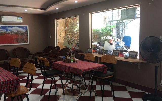 Blue Corner - Restaurant & Cafe