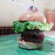 The big one burger
