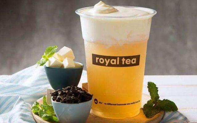 Royaltea - Trà Sữa Hồng Kông - Nguyễn Hữu Thọ