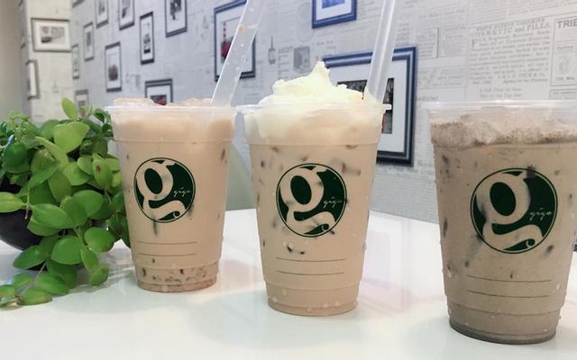 Trà Sữa Gigo - Shop Online