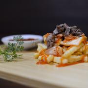 Khoai Chiên Kimchi