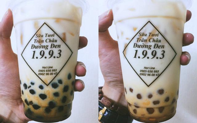 The 1.9.9.3 - Sữa Tươi Trân Châu Đường Đen