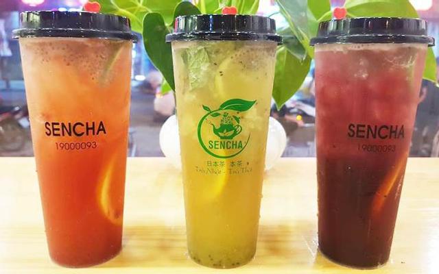 Sencha Tea - Trà Sữa Nhật - Võ Thị Sáu