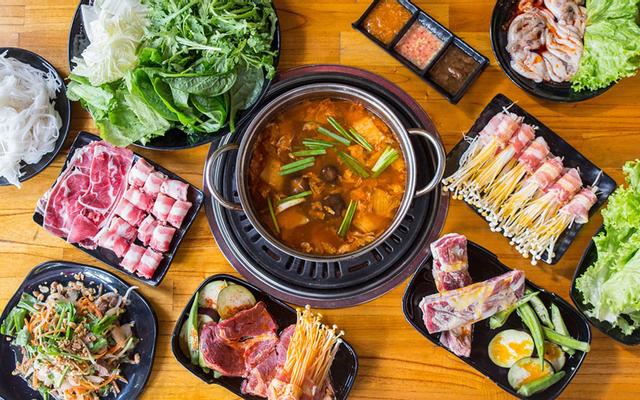 IKombo Restaurant - Bò Úc & Lẩu Nướng