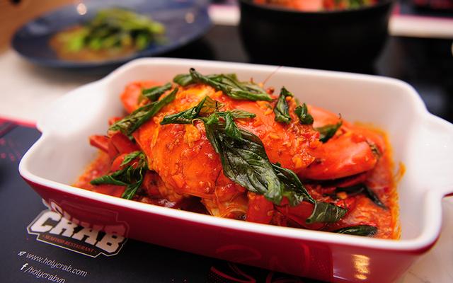 Holy Crab - Nhà Hàng Hải Sản Singapore - 06 Phan Xích Long