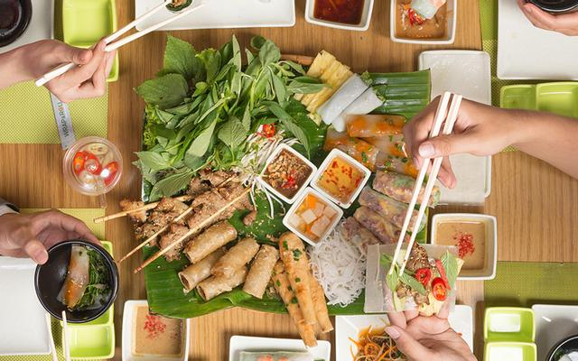 Wrap&Roll - MPlaza Saigon