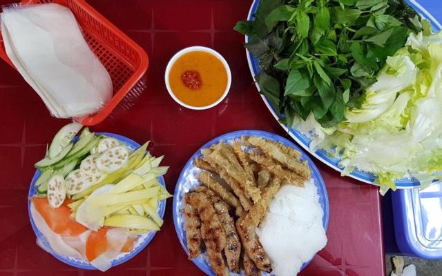 Huy Ú - Nem Nướng Ninh Hòa