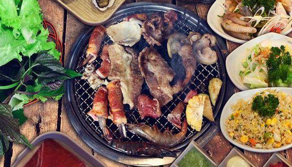 Phố BBQ Sài Gòn