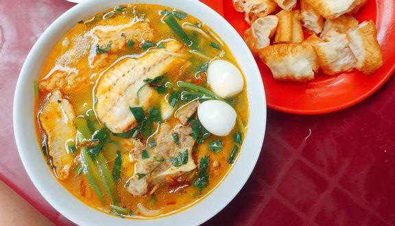 Image result for bánh canh cá lóc đà nẵng