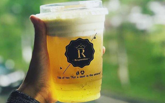 Regiustea 天御皇茶 - Thiên Ngự Hoàng Trà - Nguyễn Công Hòa