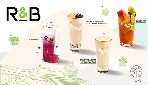 Trà Sữa R&B Tea - Hậu Giang