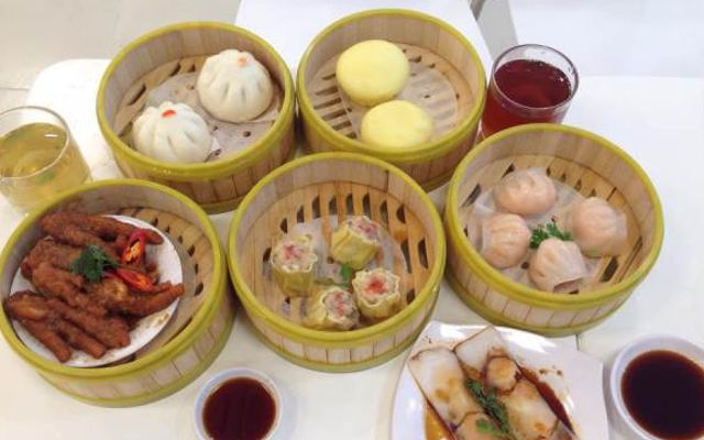 Bamboo Dimsum - Diamond Plaza