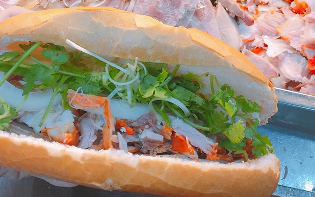 Quang Huy 11 - Bánh Mì Hà Nội