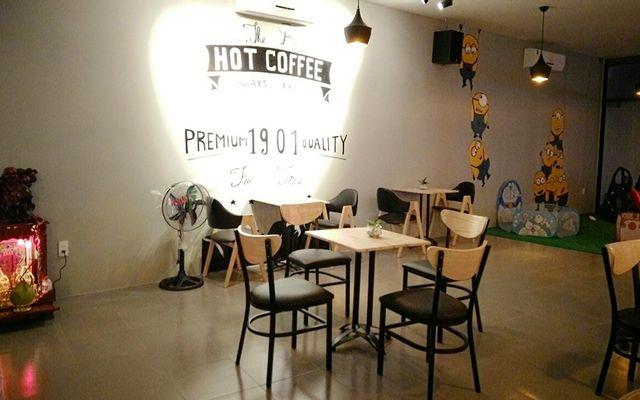 Quốc Huy Cafe - Bùi Thanh Khiết