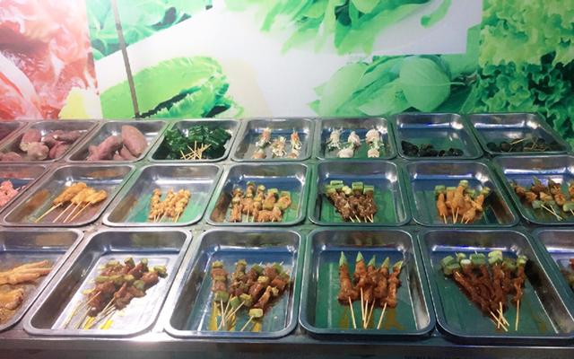 Cô Chủ Nhỏ BBQ - Xiên Nướng & Lẩu Đồng Giá 5K