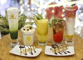 F4 Coffee & Dessert - Vincom Plaza